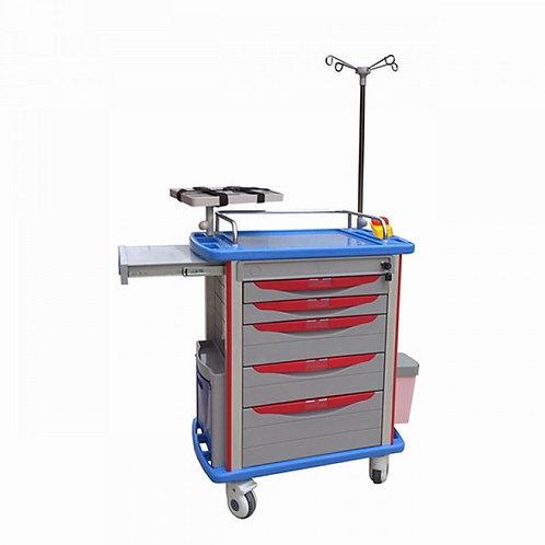 BR-ET001 Hospital medical Emergency Trolley
