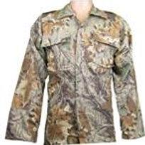 Advantage Camo Hunting Shirt BDU Jacket - IRREGULAR
