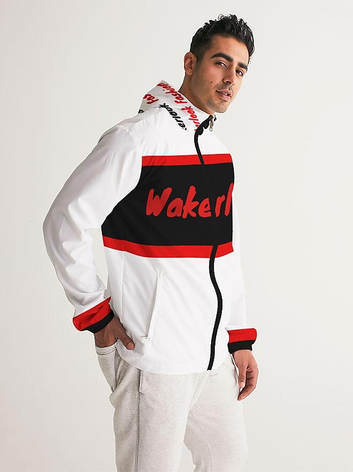Wakerlook Men's Windbreaker Jacket