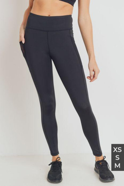 Terra Lifestyle Co - Recycled Polyester Leggings | Yoga Pants |