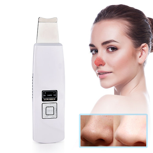 Ultrasonic Facial Skin Cleaner Exfoliating Pore