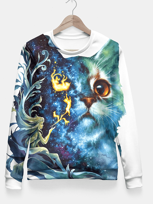 cat .4 Fitted Waist Sweater