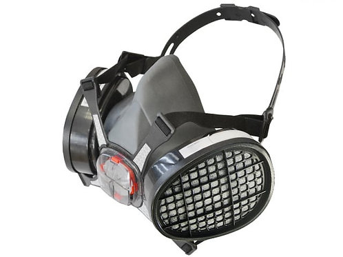 Twin Half Mask Respirator & Cartridges