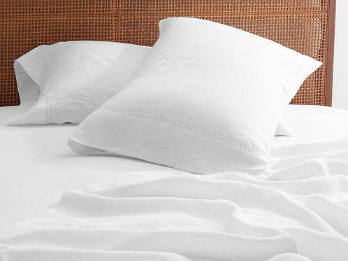 100% Fine European Linen Flat Sheet