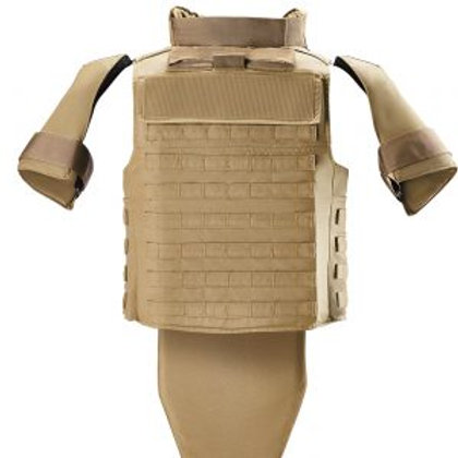NIJ level IIIA combat protected Full body Lightweight bullet proof vests
