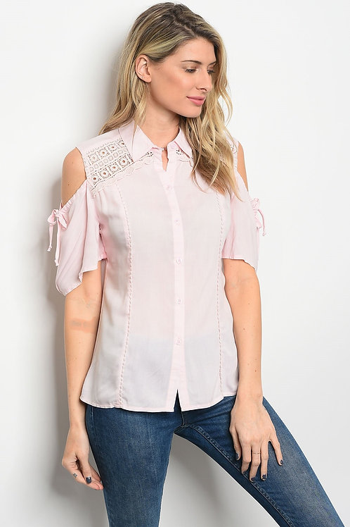 Womens Detailed Top