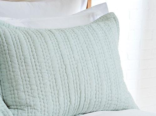 100% Long Staple Cotton Voile Hand Stitched Sham