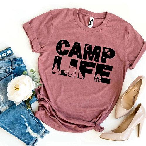 Camp Life T-shirt