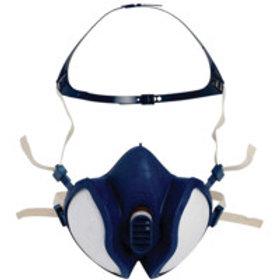 3MRespirator Mask, Half Face, 4255+ FFA2P3