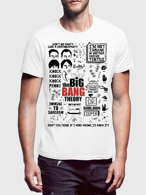 Doodle Printed Tshirt