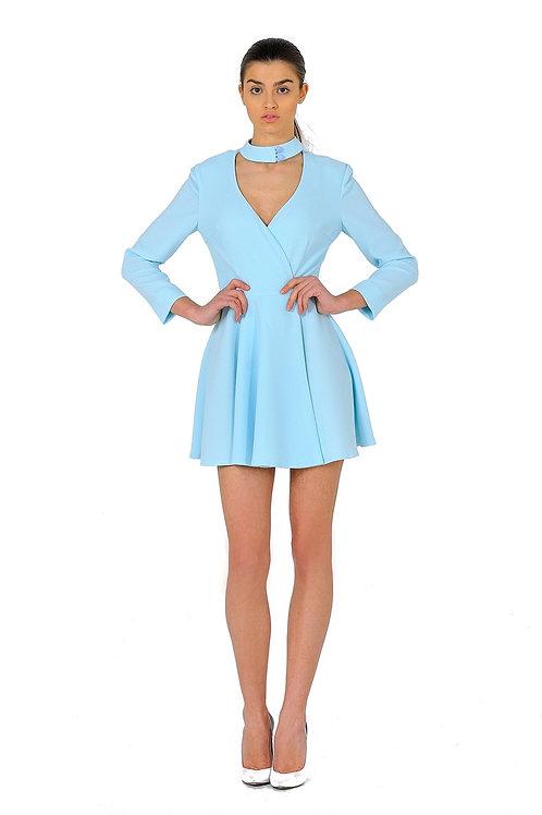 Feminine Mini Dress