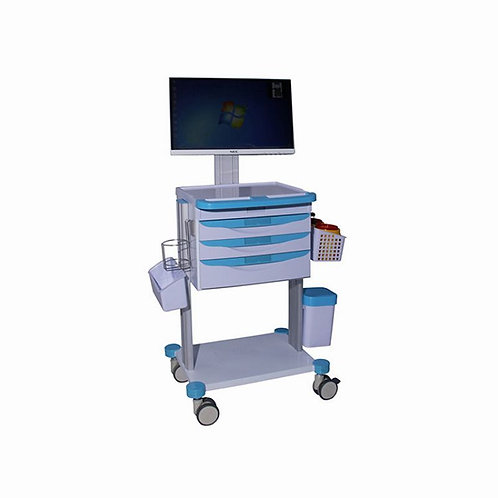 BR-LT13 Wireless Nursing computer Trolley