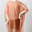 Thumbnail: Arie - Camel Boho Kimono w/ Sequins