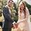 Thumbnail: Long Bell Sleeve Lace Wedding Dress 1201