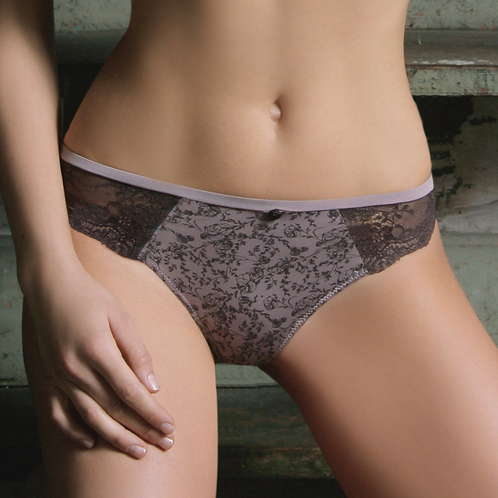 Floral Thong Panty Sassa Mode Lovely Moments