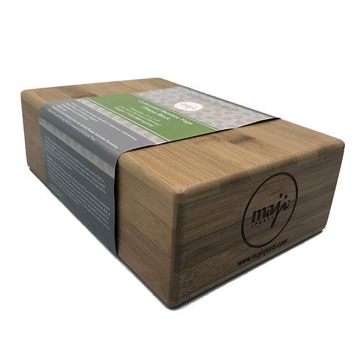 Bamboo Yoga Block