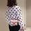 Thumbnail: Betty Shoulder Bag -Clear/Rose