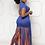 Thumbnail: Fringe Crop Top and Skirt Set