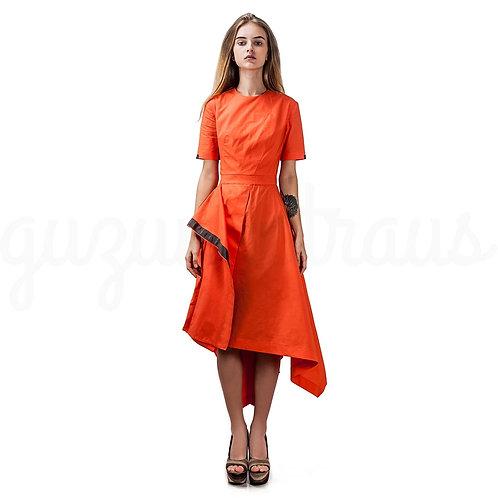 #Citrus Dress by GUZUNDSTRAUS