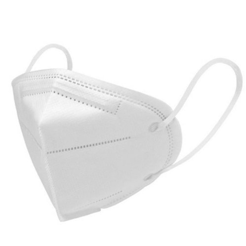 FDA Certified KN95 White Face Mask