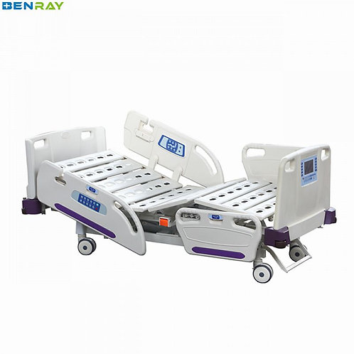 BR-HBE03 5-function electric hospital bed