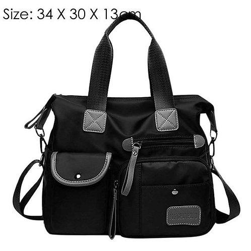 Multiuse Women Waterproof Handbag Nylon Tote Travel Messenger