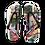 Thumbnail: Basquiat Fan Adult Flip Flops