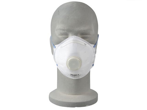 Moulded Valved Disposable Mask
