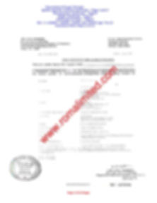 Photosanitary Certificate Suga