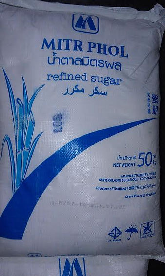 50kg Sugar Bag ROMA Ltd