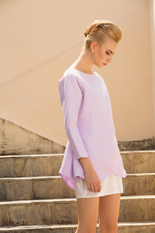 Lavender Muffin Dress