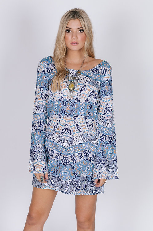 Growing Wild Tunic Dress