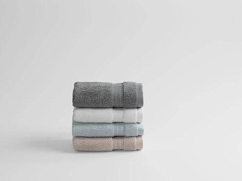 100% Organic Cotton Turkish Dobby Design Washcloths (Pair)