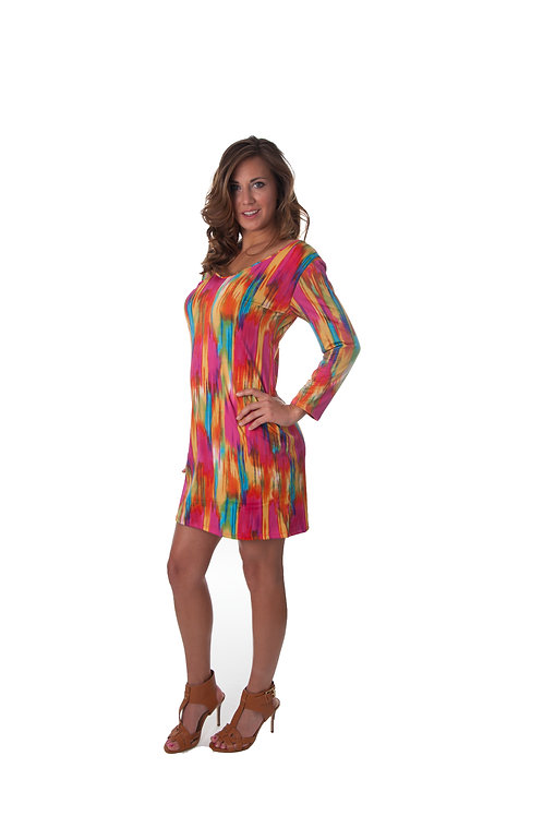 Sundazed Joy Shift Dress