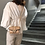 Thumbnail: Betty Shoulder Bag -Clear/Tan