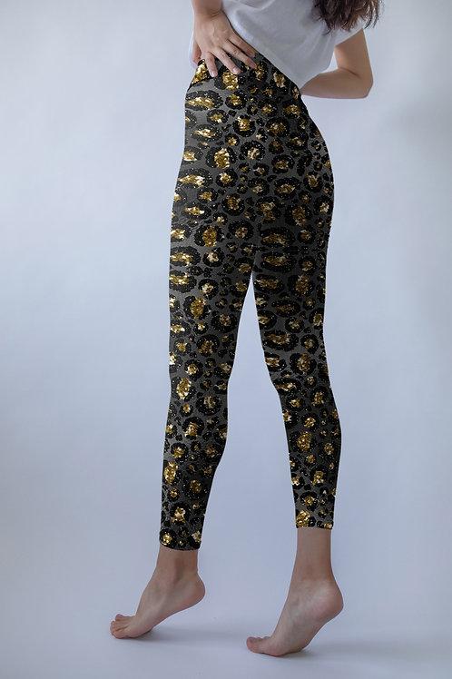 Animal Print leggings, Capris and Shorts