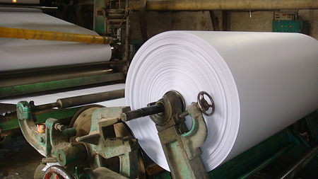 A4 paper factory