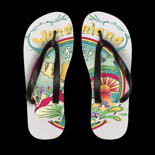 Day Dreamer Adult Flip Flops