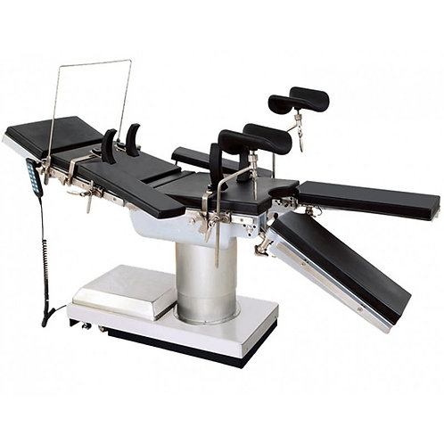 Electric-hydraulic operating table