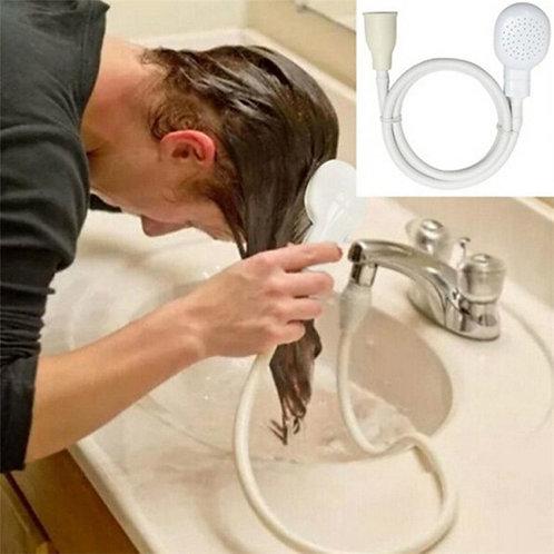 1 Set Faucet Shower Head Spray Drains Strainer Pet