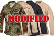 Modified Tru Spec BDU Jacket - IRREGULAR