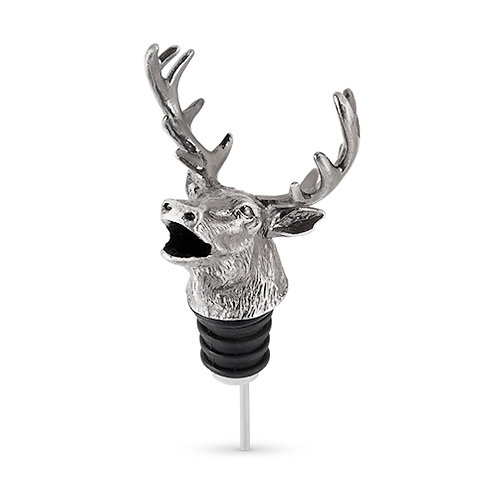 Stag Stopper and Pourer by Foster & Rye™