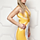 Thumbnail: Criss Cross Bodycon Bandage Midi Dress