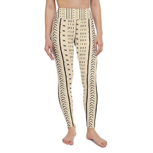 Africa Print leggings, Capris and Shorts