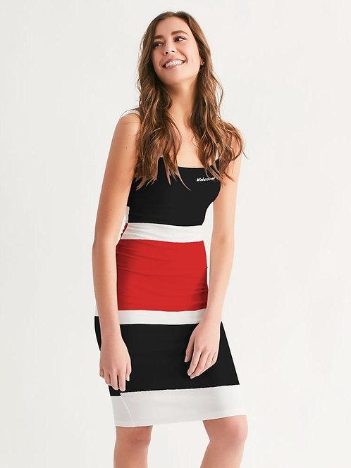 Wakerlook Women's Classic Bodycon Dress