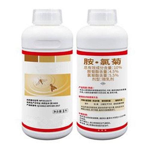 0% Amine Permethrin Microemulsion