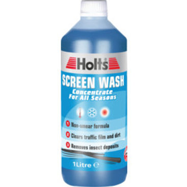 Concentrate Screen Wash 1L - 5 Pack
