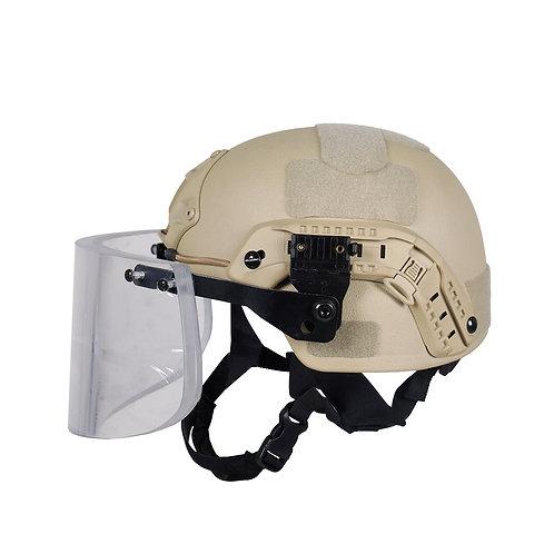 NIJ  Level IIIA Ballistic Helmet