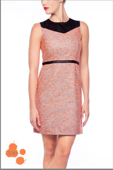 Orange Dress Madness