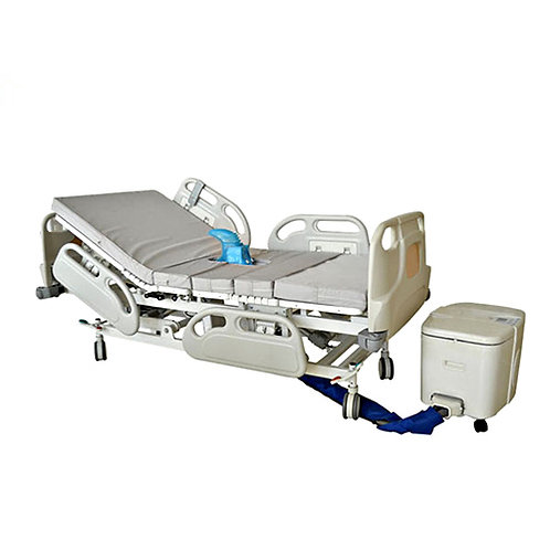 RM06-ICU Electric Hospital Bed with electric Toilet facility